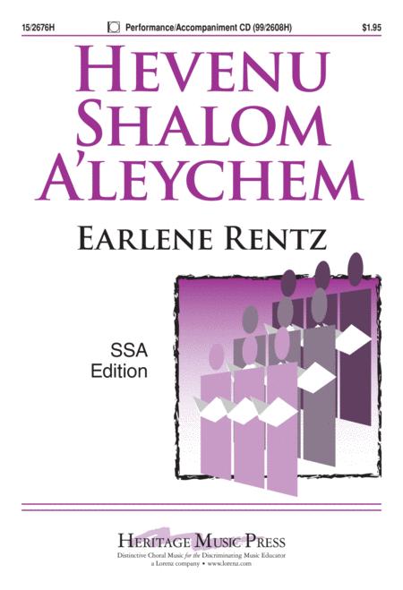 Hevenu Shalom A'leychem