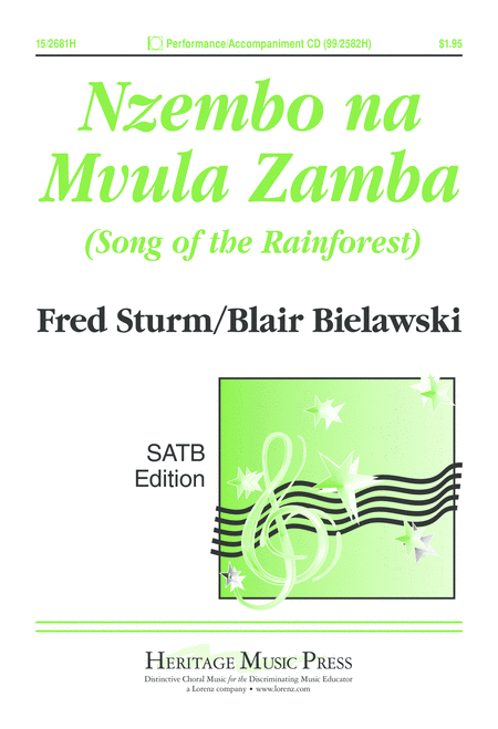 Nzembo na Mvula Zamba (Song of the Rainforest)