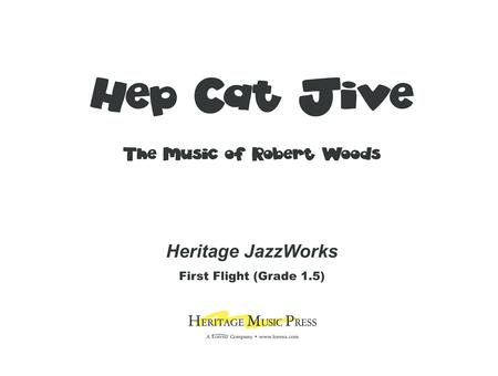 Hep Cat Jive - Score