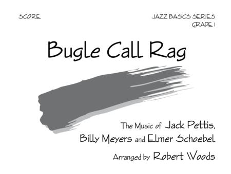Bugle Call Rag - Score