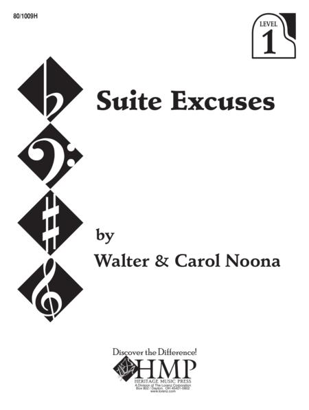 Suite Excuses