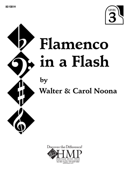 Flamenco in a Flash