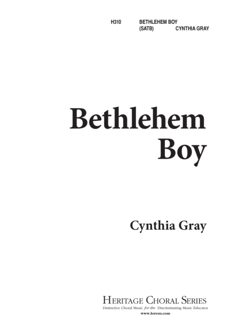 Bethlehem Boy