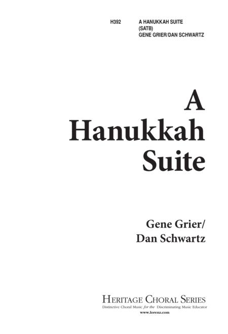 A Hanukkah Suite