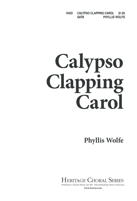 Calypso Clapping Carol