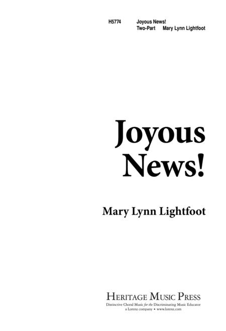 Joyous News