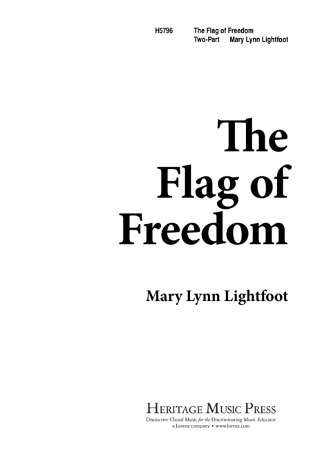 The Flag of Freedom