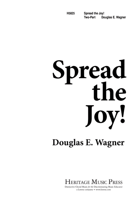 Spread the Joy