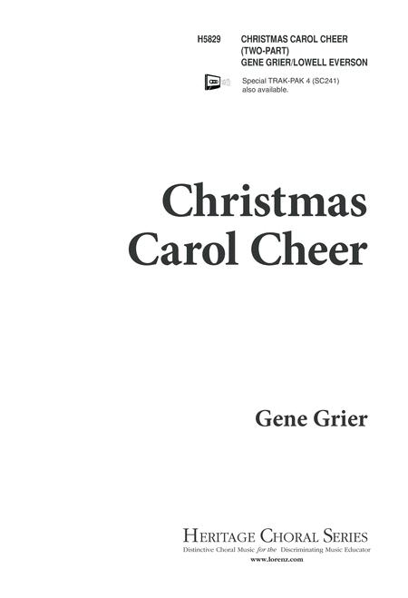 Christmas Carol Cheer