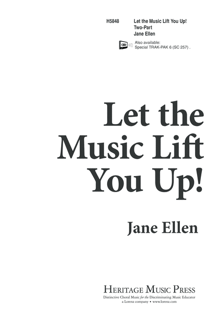 Let the Music Lift You Up