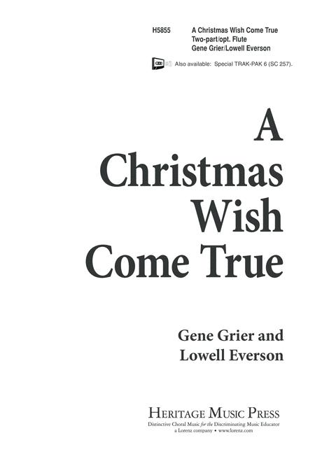 A Christmas Wish Come True