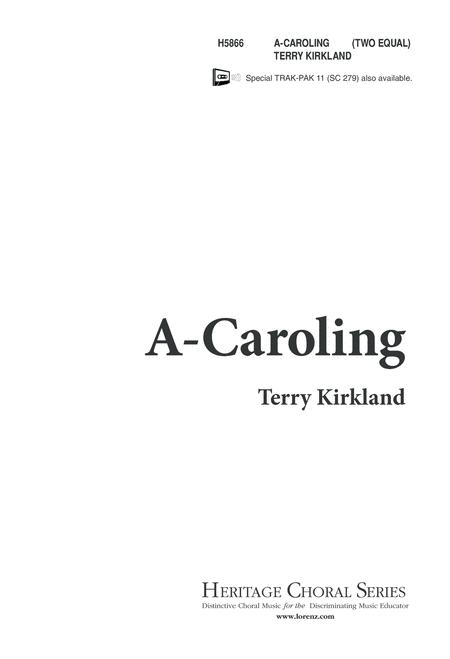 A-Caroling
