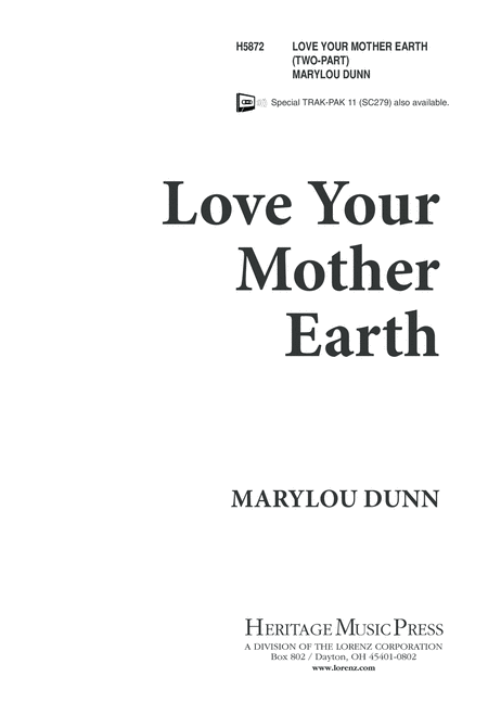 Love Your Mother Earth