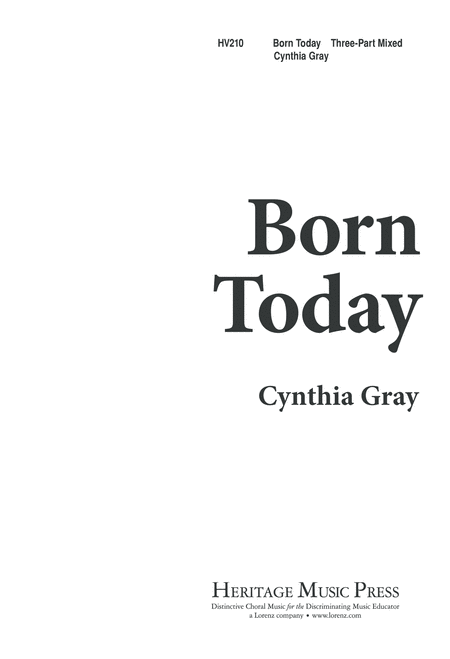 Born Today