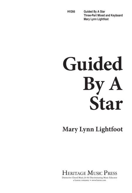 Guided by a Star