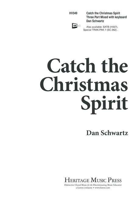 Catch the Christmas Spirit