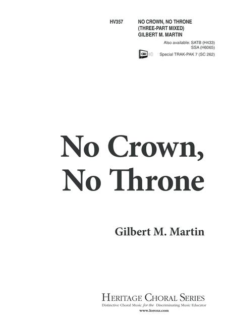 No Crown, No Throne
