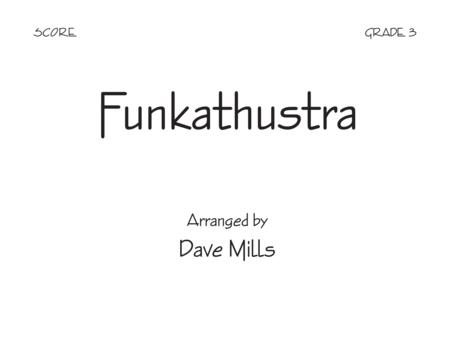 Funkathustra - Score