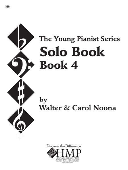 Young Pianist Solo Book 4