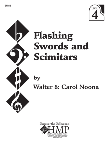 Flashing Swords and Scimitars