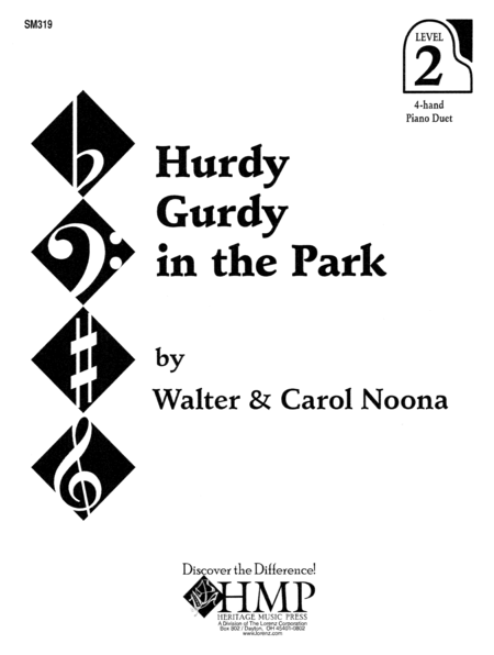 Hurdy Gurdy in the Park