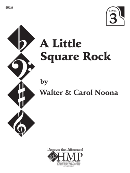A Little Square Rock