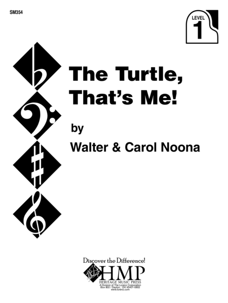 The Turtle, That's Me