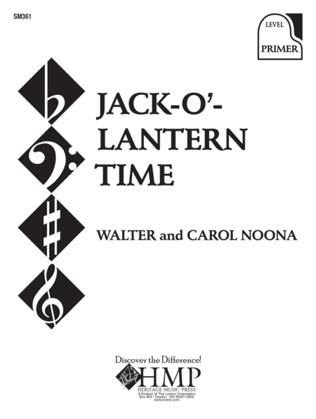 Jack o' Lantern Time
