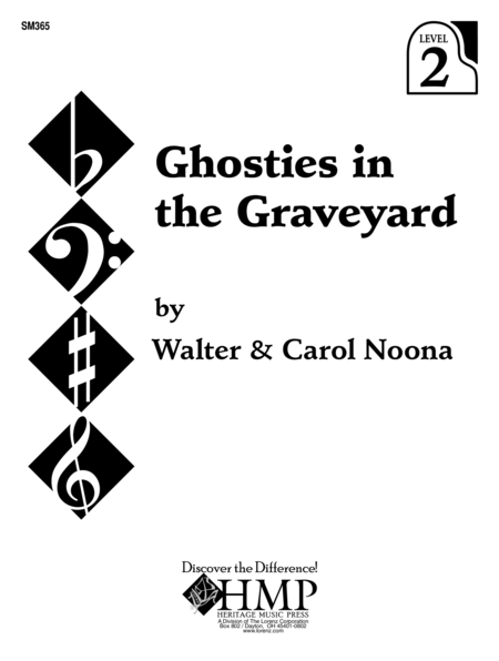 Ghosties in the Graveyard