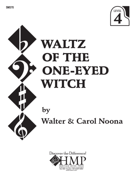 Waltz of the One-Eyed Witch