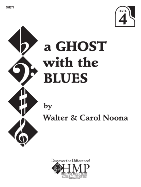 Ghost with the Blues