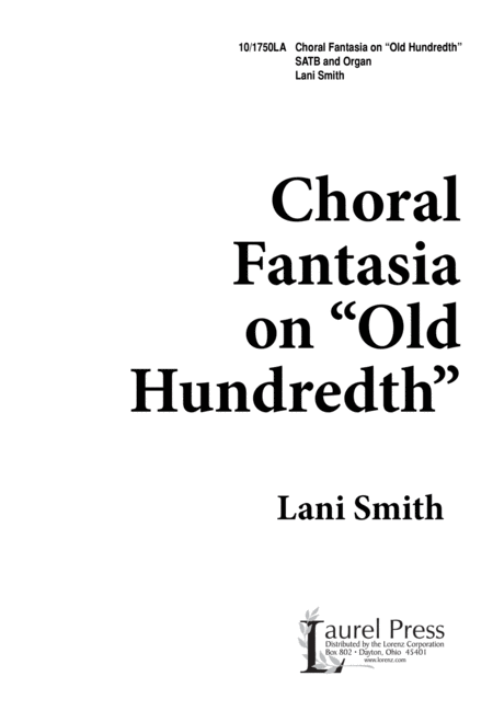 Choral Fantasia on