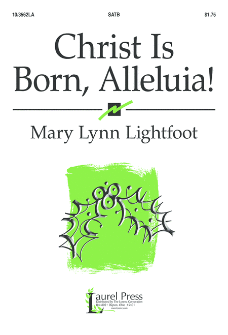 Christ Is Born, Alleluia!