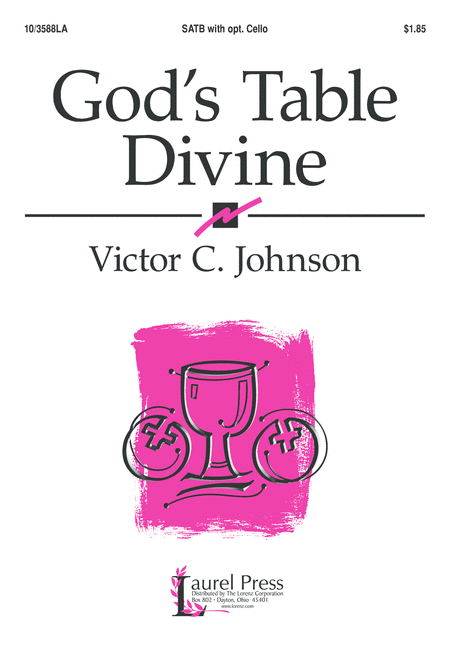 God's Table Divine