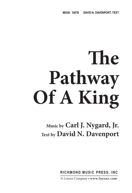 The Pathway of a King