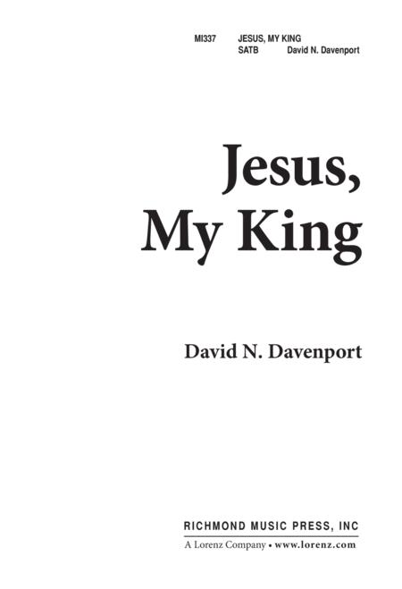 Jesus My King