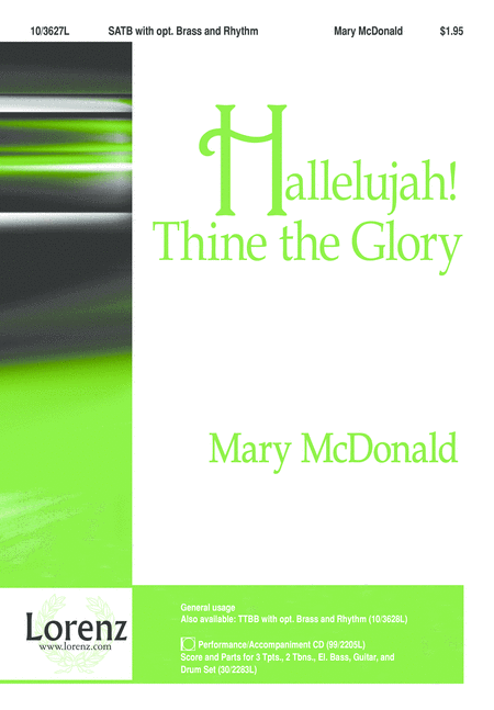 Hallelujah! Thine the Glory