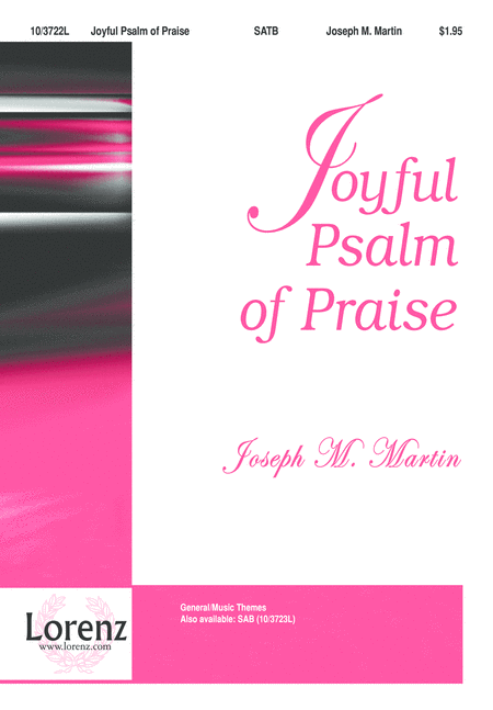 Joyful Psalm of Praise