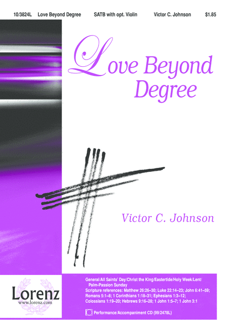 Love Beyond Degree