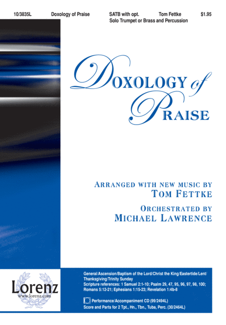 Doxology of Praise
