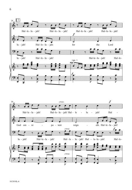 Hallelujah Chorus