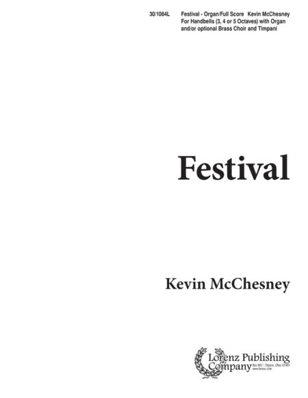 Festival - Organ/Full Score