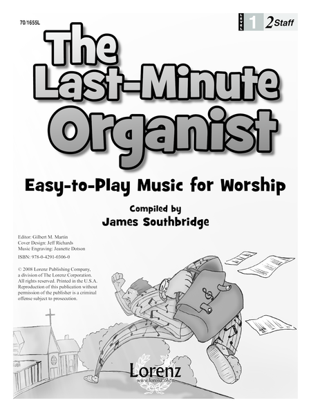 The Last-Minute Organist