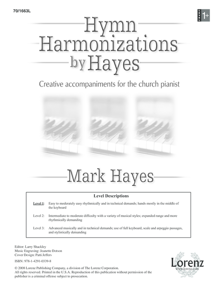 Hymn Harmonizations by Hayes