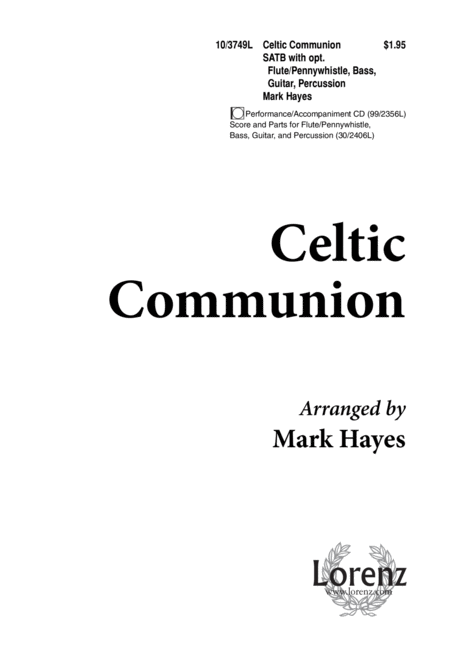 Celtic Communion