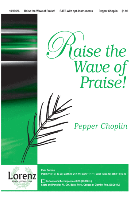 Raise the Wave of Praise!