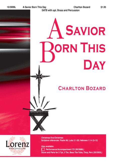 A Savior Born This Day