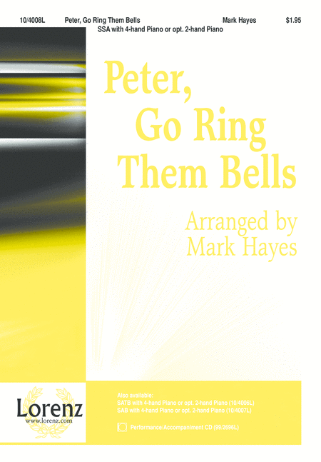 Peter, Go Ring Them Bells