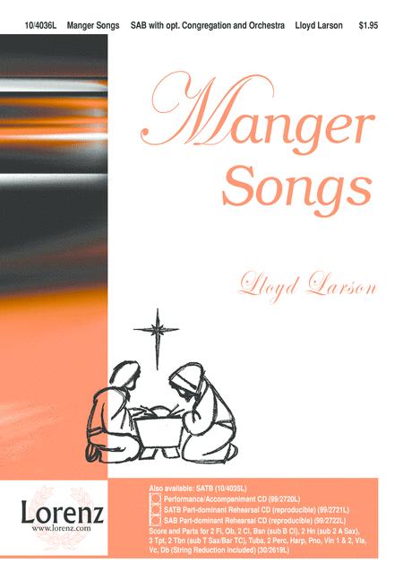 Manger Songs