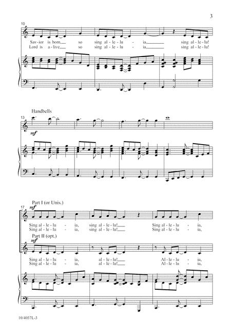 Sing Allelu